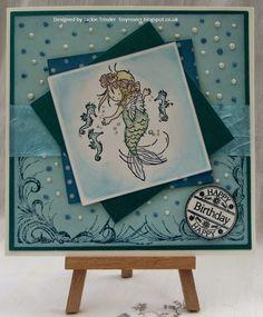 Tinyrose's Craft Room: Cute LOTV  Mermaid