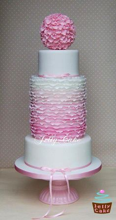 Alivia's 7th birthday cake, ya right