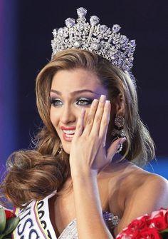 Miss Venezuela 2013!!!, Migbelis Castellanos  ARRIBA EL ESTA ZULIAAAA..!!!! :D