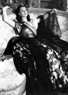Vivien Leigh as Emma Hamilton in That Hamilton Woman (1941)