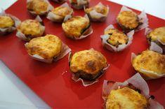 Μουσακάς σε μπουκιές! Greek Cooking, Greek Recipes, Party Time, Sushi, Bakery, Muffin, Appetizers, Cooking Recipes, Snacks