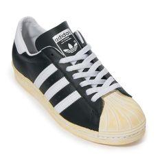 adidas Superstar 80s MITA (BLACK/WHITE)