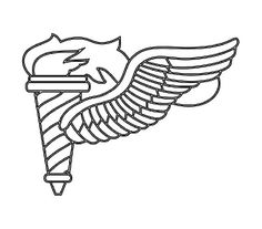 US Army 173rd Airborne Brigade Patch Vector Files, dxf eps ...