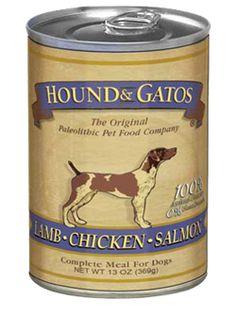 Grain Free Dog Food For Gastritis