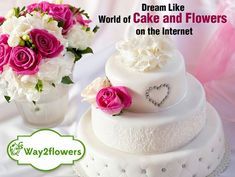 Buy Decorated and Delightful Cakes | Online Cake Delivery in Kalka  [ https://www.way2flowers.com/cakes/panchkula/kalka ] Online Cake Delivery, Cake Online, Personality, Alternative