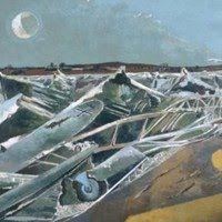 Paul Nash: English Surrealist Painter, Book Illustrator