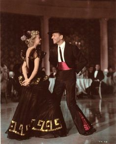 Ginger & Fred Astaire