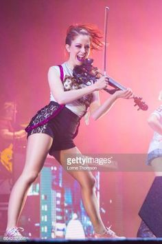 Lindsey Stirling Lindsey Stirling Pictures and Photos - Getty Images Violin Photography, Violin Sheet Music, Stevie Ray Vaughan, Lindsey Stirling, David Gilmour, Keith Richards, Def Leppard, Mick Jagger, George Harrison