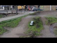 ECX Ruckus - Air and Mud Running Video - YouTube