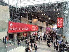Design International in #NewYorkCity for the #ICSC National Deal Making Forum #USA #architecture #retail #architects