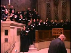 """The National Lutheran Choir, """"Stay With Us"""""""