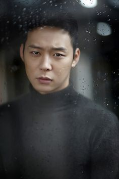 "Park Yoochun (박유천) - ""I Miss You"" poster shoot (11/2012)"