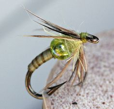 Fly Days of August: BWO Soft Hackle Emerger
