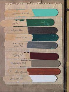 Sibella Court Jolie palette pour l'automne prochain