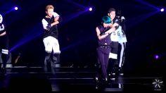 150401 ✿ XIA 3rd Concert in Fukuoka★Out Of Control - 준수 - Junsu - FLOWER