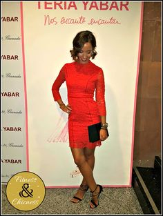 Teria Yabar's fashion show: my look and fall-winter style trends.