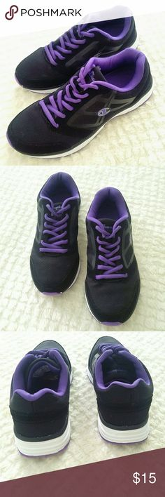 195c19648f46c  10 If Bundled Champion Sneakers Size 8 These are a pair of Champion  Sneakers Size 8 in excellent used condition. I wore these only twice. They  almost look ...