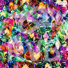 DP0717 | Arte Geometria | RVB Prints | Estamparia Digital | FITNESS