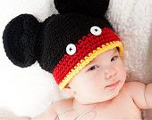 Mouse Hat  www.etsy.com/shop/noisyboyz