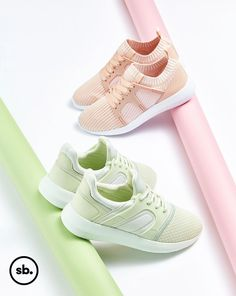 Get active in these gorgeous trainers. Perfect for you plus size ladies killing it with your fitness! Activewear doesn't have to dull - inject some colour.