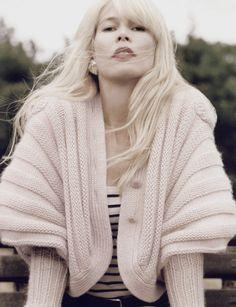 "Vogue Paris October 2009""Claudia""Model: Claudia SchifferStylist: Marie Chaix"