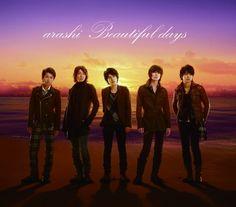 2008年11月5日 Beautiful days 通常盤