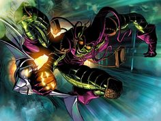 Green Goblin from Spider-Man