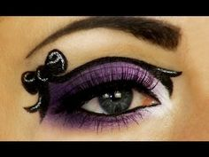 Bow Makeup Look Tutorial