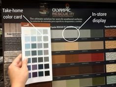 Olympic Rescue It color options Cleaning Concrete Patios, Clean Concrete, White Concrete, Concrete Floors, Concrete Paint Colors, Painting Concrete, Painted Deck Floors, Where The Sidewalk Ends, Concrete Resurfacing