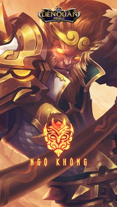 Pin by hotmaillogin on Lien Quan Mobile Alucard Mobile Legends, Moon Elf, Naruto Mobile, Elf King, Legend Games, Monkey King, Akatsuki, Game Character, League Of Legends