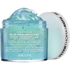 Peter Thomas Roth new Blue Marine Algae Intense Hydrating Mask