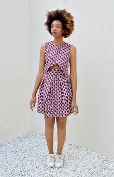 French label LADYHOOD ~African fashion, Ankara, kitenge, African women dresses, African prints, Braids, Nigerian wedding, Ghanaian fashion, African wedding ~DKK