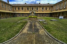 The grounds of Gladesville Hospital, Victoria Road, Gladesville NSW. Aboriginal History, Psychiatric Nursing, Abandoned Asylums, Abandoned Hospital, Native Country, Across The Universe, Old Photos, Vintage Photos, Interesting History