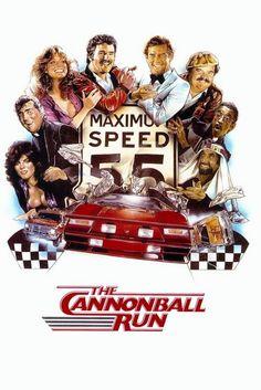 Los locos de Cannonball - The Cannonball Run (1981)   Excéntrica carrera ilegal...