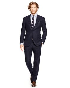 Polo Ralph Lauren - Bedford Wool Flannel Suit