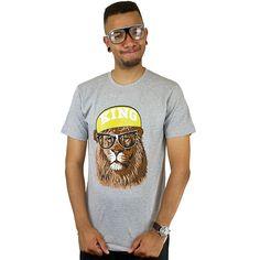 T-Shirt Mister Tee King heathergrey ★★★★★