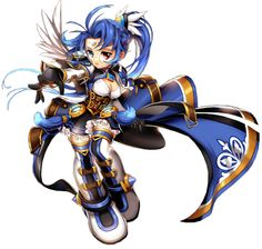 Grand Chase's Mari Ming Onette, Geas | KOG Co., Ltd.