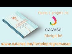Livro Programação de Computadores (campanha no Catarse) - YouTube
