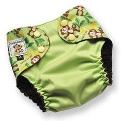 Make your own diapers, terrific tutorial  for Sarah Mac