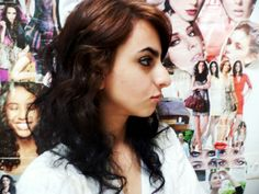 Laiali Safa: Look do dia: Jeans, tricot, glitter