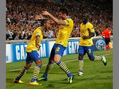 Marseille 1 Arsenal 2 - Theo!
