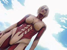 Annie (Attack on Titan) #cosplay