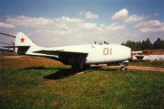 April 24, 1946: First flights of the first Soviet designed and built jet aircrafts, MiG-9 and Yak-15 (3 hours later) are made.
