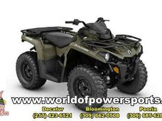 New 2016 Can-Am OUTLANDER OUTLANDER 570 L DPS ATVs For Sale in Illinois. 2016 Can-Am OUTLANDER OUTLANDER 570 L DPS, New 2016 CAN-AM OUTLANDER 570 L DPS ATV owned by our Decatur store and located in DECATUR. Give our sales team a call today - or fill out the contact form below.
