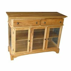 A-America BRKHC9090 Brookhurst Buffet Finish: Natural Hickory by A-America. $1753.00. BRK-HC-9-09-0 Finish: Natural Hickory Features: -Classic style. Construction: -Wood construction. Color/Finish: -Natural hickory finish. Collection: -Brookhurst collection. Warranty: -Manufacturer provides one year warranty.