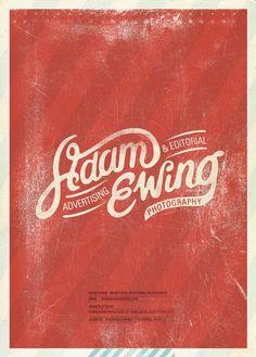 Vintage Cursive font