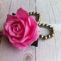 Check out this item in my Etsy shop https://www.etsy.com/ru/listing/501649229/buy-a-bracelet-bracelet-foamiran
