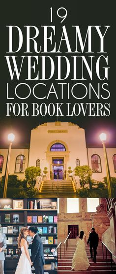 From literary landmarks and grand libraries to intimate bookstore cafes, this list is a bibliophile's dream come true.