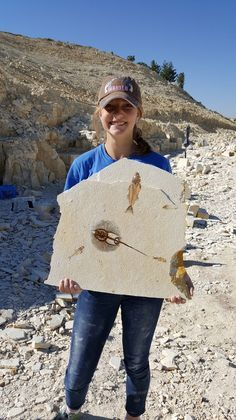 Dig and keep real fossils at our quarry. fossil digging in Kemmerer Wyoming near Bear Lake and Park City
