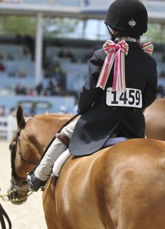 Leadline Style at Devon Horse Show 2013 | Equestrian Stylist